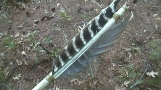 getlinkyoutube.com-Making Survival Arrows Part 3