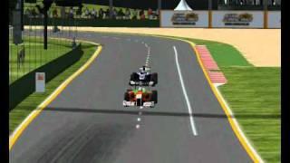 Rfactor F1 2011 Australia