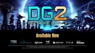 Defense Grid 2 Launch Trailer
