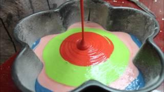 getlinkyoutube.com-rainbow cake | كيك ملون