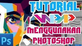 getlinkyoutube.com-Tutorial dasar WPAP dengan Photoshop (dengan suara + file latihan) by Thorofi