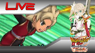 getlinkyoutube.com-[LIVE]Inazuma Eleven Go Chrono Stones: Matches et Recrutement d'Alisha... Aria ♥