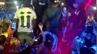 Booba - Live au D-Clic Club à Charleroi