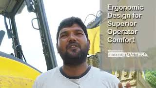 Mahindra EarthMaster SX | Backhoe Loader | Customer Testimony | Mr.G.S Negi