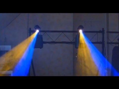 [ Test ] Stairville JunoScan MKII