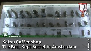 getlinkyoutube.com-Katsu Coffeeshop - The Best Kept Secret in Amsterdam - Smokers Guide TV Amsterdam