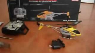 getlinkyoutube.com-Como manejar helicoptero mas reciente K-007 y K-012