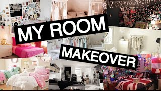 getlinkyoutube.com-MY ROOM MAKEOVER! DIY Tumblr Room | Part 1
