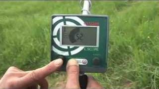 getlinkyoutube.com-C.Scope CS 1220R Metal Detector