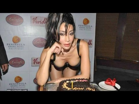 Sofia Hayat's Naked Birthday Party