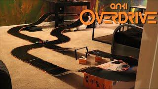 getlinkyoutube.com-ANKI OVERDRIVE -- ROBOT BATTLE RACING! (Sponsored)