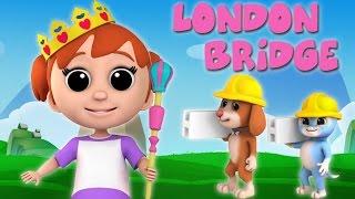 getlinkyoutube.com-Luke & Lily - Luke & Lily - London bridge is falling down | Nursery Rhymes | Kids songs