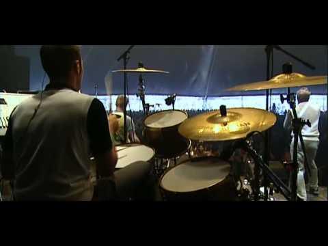 Dirk Loots / Walnut drums : Monza-dood aan alle meisjes & ROCK WERCHTER