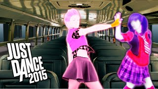 getlinkyoutube.com-Just Dance 2015 - 'Break The Rules' by Charli XCX (Fanmade Mashup)