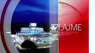 News Edition in Albanian Language - 27 Mars 2017 - 15:00 - News, Lajme - Vizion Plus