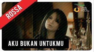 Rossa - Aku Bukan Untukmu (with Lyric) | VC Trinity