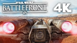 getlinkyoutube.com-Star Wars Battlefront in 4K - STUNNING (Ultra Settings & 4k 60fps PC Gameplay)