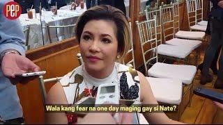 getlinkyoutube.com-Regine Velasquez not worried if son Nate grows up gay
