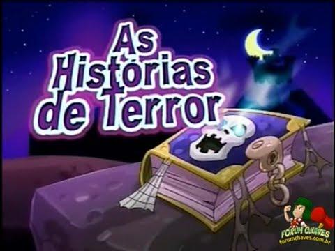 Chaves em Desenho Animado - 29 - As histórias de terror - TLN