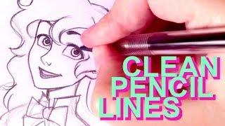 getlinkyoutube.com-Clean Pencil Lines TUTORIAL