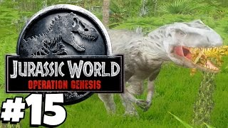 getlinkyoutube.com-Jurassic Park: Operation Genesis | INDOMINUS REX (Playthrough Part 15)