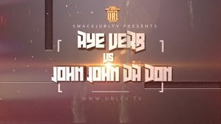 AYEVERB VS JOHN JOHN DA DON RELEASE TRAILER