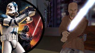 getlinkyoutube.com-Star Wars: Battlefront II- Coruscant: Council Chamber | HD