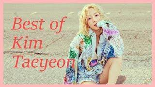 getlinkyoutube.com-Best Songs of Kim Taeyeon 김태연 (2008 - 2016)