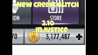 getlinkyoutube.com-Injustice iOS 2.10 credit glitch