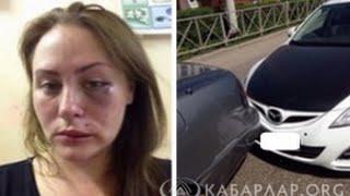 getlinkyoutube.com-Автоледи подрались до черепно мозговой травмы