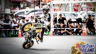 getlinkyoutube.com-MSX Stunt/Grom/KSR Stunt -Thailand
