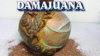 getlinkyoutube.com-Damajuana técnica en metal - DAMAJUANA, TECHNICAL IN METAL