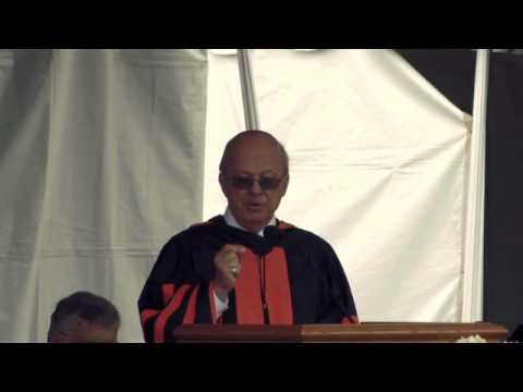 Commencement 2013: Ronald C. White, Jr., May 4 2013