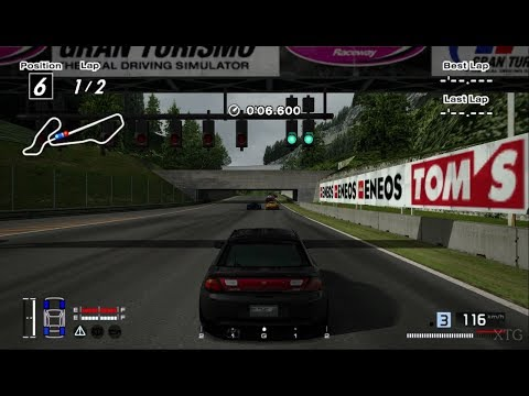 Gran Turismo 4 - Mazda 323F '93 Hybrid PS2 Gameplay HD