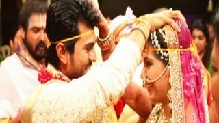 getlinkyoutube.com-Ram Charan Marriage Highlights - Full HD Quality Video