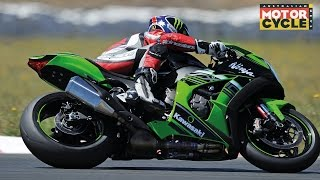 getlinkyoutube.com-2016 Kawasaki ZX-10R Ninja | First Ride
