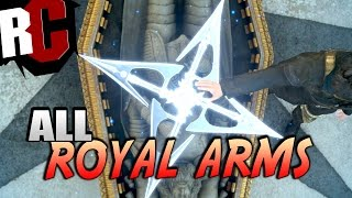 getlinkyoutube.com-Final Fantasy XV - All 13 Royal Arm Locations (Faithful Heir Achievement / Trophy Guide)