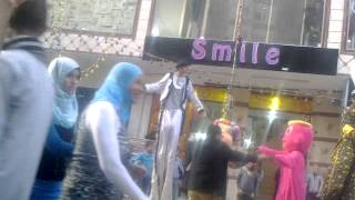 getlinkyoutube.com-افتتاح حماده مووووووووول بشارع المركز