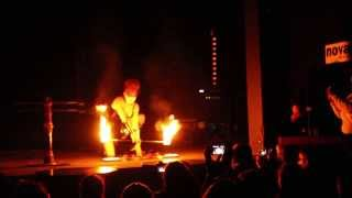 getlinkyoutube.com-Lunart-x - Animal attraction - Fire Burlesque
