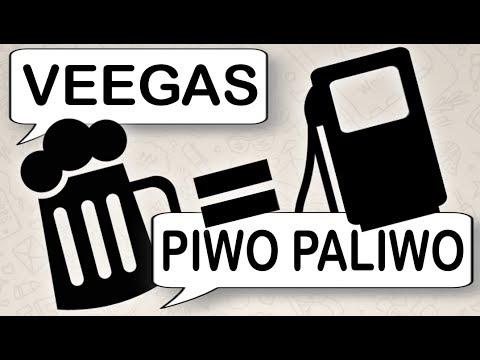 Veegas - Piwo Paliwo [LYRIC VIDEO] NOWOŚĆ