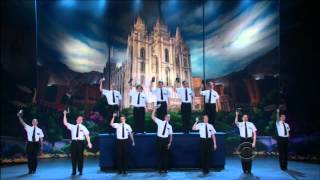 getlinkyoutube.com-2012 Tony Awards - Book of Mormon Musical Opening Number - Hello