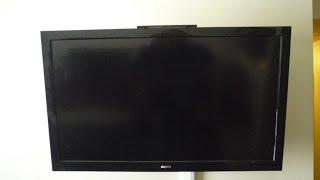getlinkyoutube.com-Easiest TV repair - How to Fix Power [TV turns off, freezes, or won't turn on]