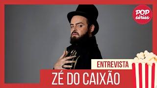 Lançamento da minissérie do Zé do Caixão