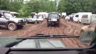 getlinkyoutube.com-Evakuierung der Camp Area während der Abenteuer Allrad Bad Kissingen 2013
