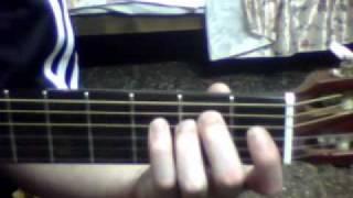 تعلم عزف اغنيه (جرحني) عالجيتار