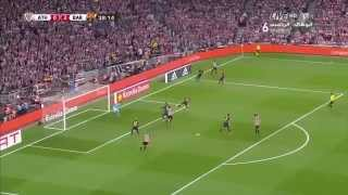getlinkyoutube.com-Barcelona vs Athletic Bilbao 3 1 – Full Match 30-05-2015 PART 1 Copa Del Rey Final