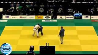 getlinkyoutube.com-World Judo Championships Rio 2013 -66kg NAZARYAN Armen (ARM) - BOLEN Bradford (USA)