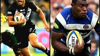 getlinkyoutube.com-Best Rugby Steps | 2014 ᴴᴰ