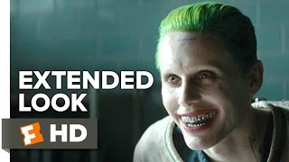 getlinkyoutube.com-Suicide Squad - Joker Extended Look (2016) - Jared Leto Movie
