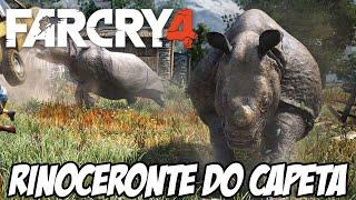 getlinkyoutube.com-Far Cry 4 ONLINE - Piratas Caçadores RINOCERONTE DO CAPETA